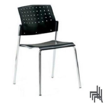 כסא המתנה ואירוח guest-chair אורן נערם