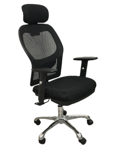 כסא מנהלים טופ גיא עם משענת ראש