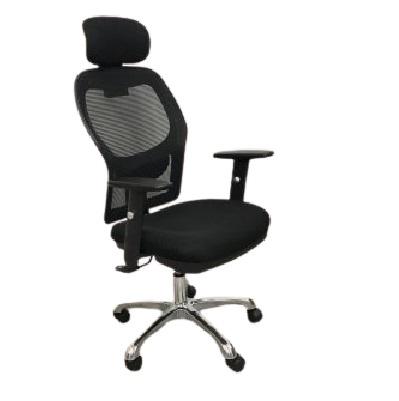 כסא מחשב משרדי עם משענת ראש גיא