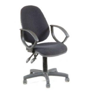 כסא מחשב עם ידיות office chair טופ ורד