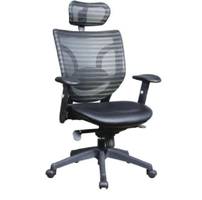 כסא מנהלים טופ עירון משענת ראש גב גבוה