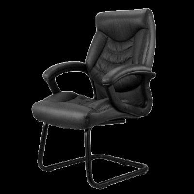 כיסא ישיבות קאן רמון - שחור