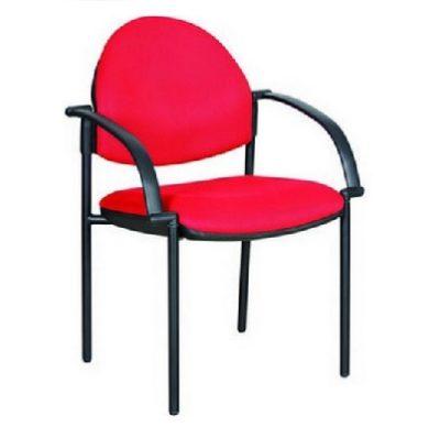 כסא המתנה ואירוח guest-chair קאן לסטר עם ידיות