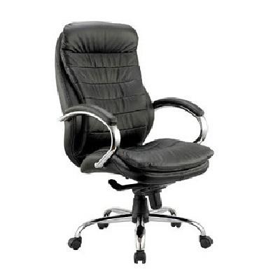 כיסא מנהלים מרסיי ניקל שחור