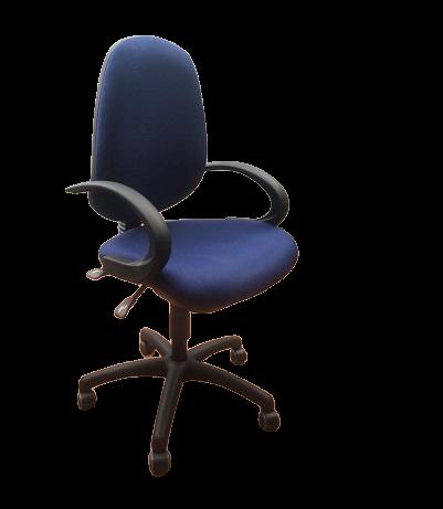 כסא משרדי ערבה עם ידיות קשת - קפרה ציוד משרדי