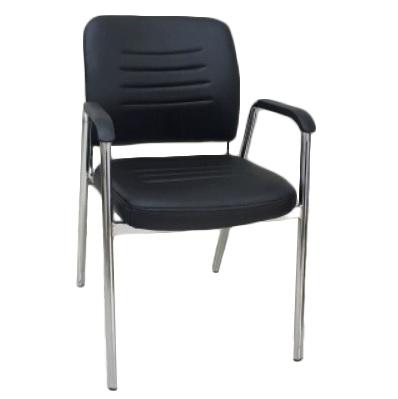 כסא המתנה ואירוח guest-chair קאן ברק עם ידיות