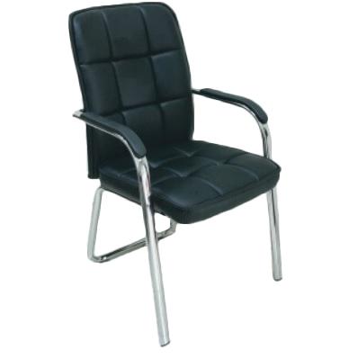 כסא המתנה ואירוח guest-chair קאן לכיש עם ידיות