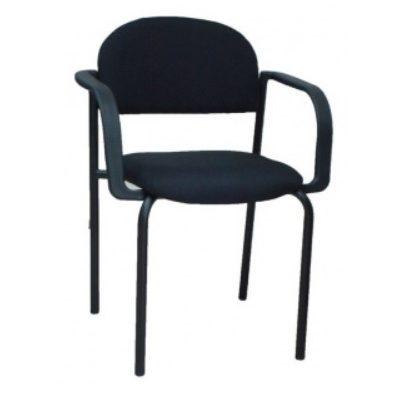 כסא המתנה ואירוח guest-chair רקפת עם ידיות