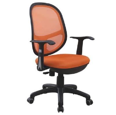 כסא משרדי עם ידיות טופ גומא