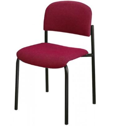 כסא המתנה ואירוח guest-chair רקפת ללא ידיות נערם