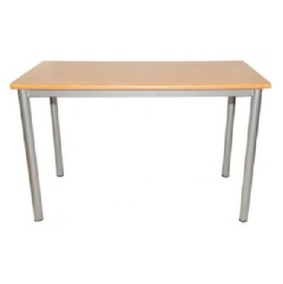"""שולחן 4 רגלים קאן קוצ'ין - 120/60 ס""""מ"""
