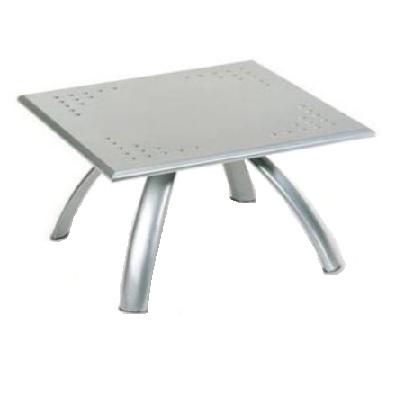 שולחן טופ טורונטו מתכת אפור