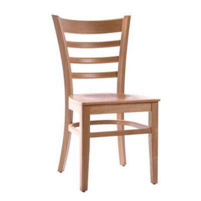 כסא נץ המתנה ואירוח guest-chair אלאבס עץ אלון