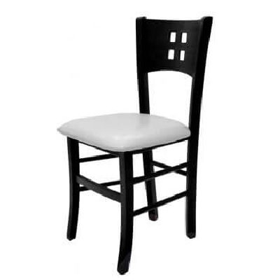 כסא נץ בורדו המתנה ואירוח guest-chair וונגה