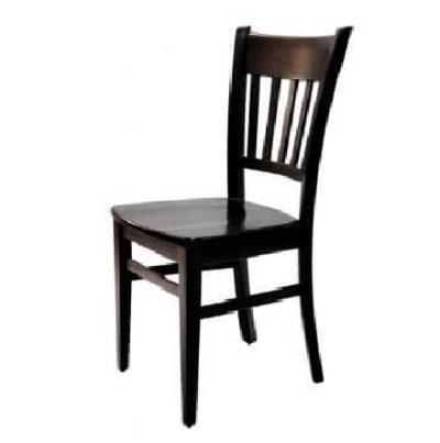 כיסא פינת אוכל המתנה ואירוח guest-chair נץ ליל מושב עץ