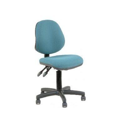 כסא מחשב ללא ידיות
