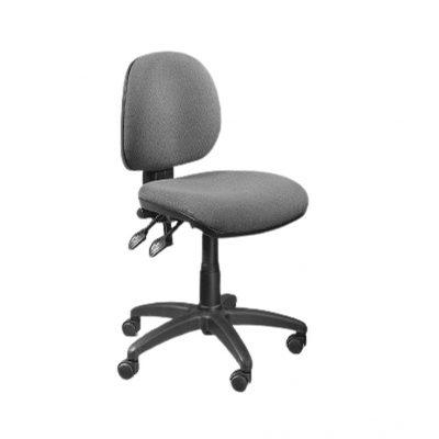 כסא מחשב ללא ידיות טופ שושן