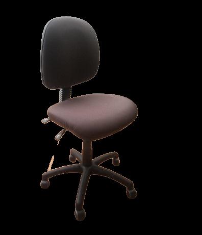 כסא מחשב ללא ידיות טופ שושן - קפרה ציוד משרדי