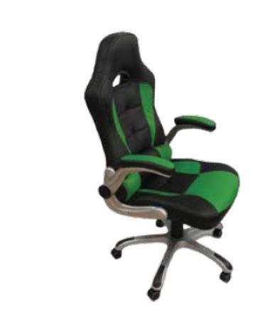 כסא גיימינג עם ידיות מתרוממות
