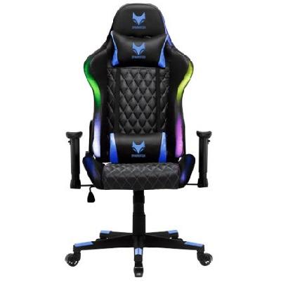 כסא גיימינג עם תאורה SPARKFOX RGB - GT ELITE כיסא גיימינג קפרה ציוד משרדי