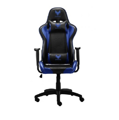 כסא גיימינג GT ZONE כחול כיסא גיימינג קפרה ציוד משרדי