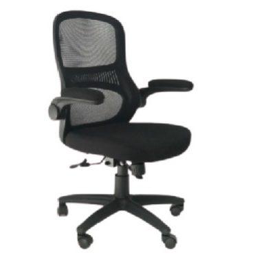 כסא משרדי עם ידיות אס ספרטה